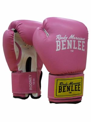 Rodney Artificial Leather Boxing Gloves