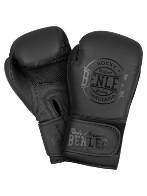 Artificial Leather Boxing Gloves Black 10 Oz 199209/1000