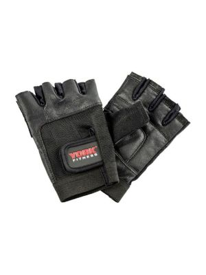 Leather Weight Lifting Glove 60200-M