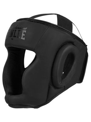 Artificial Leather Head Guard Black, 199197/1000