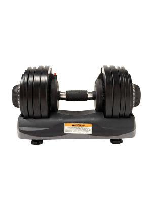 DialTech Elite 32.5kg Adjustable Dumbbell (single)