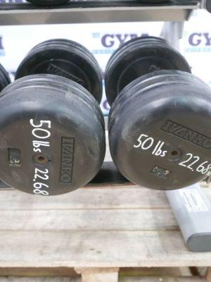 Ivanco Dumbells 22.5 Kg