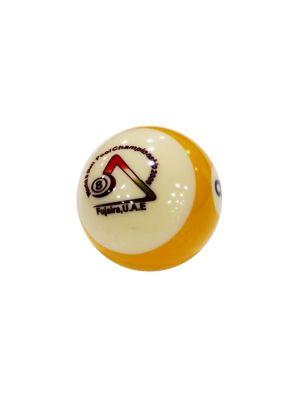 Billiard Ball No. 9 With Fujairah Championship