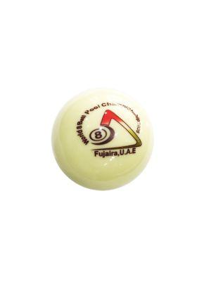 Billiard Cue Ball 57 Feet with Fujairah Championship