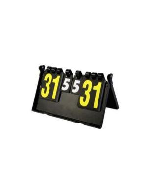 Table Tennis Score Board Abs | 38.8 x 21 x 3.5Cm