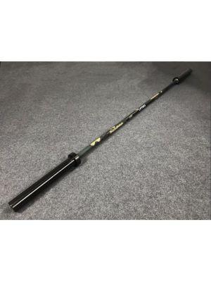 Queen Barbell 15 kg Black Sleeve + Como Shaft (Camo Cerakote Barbell)