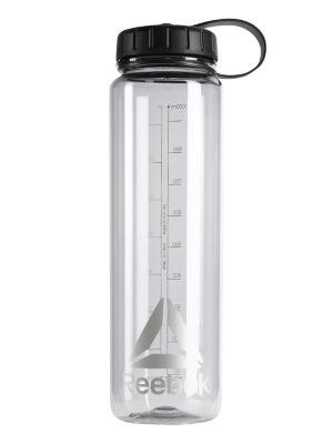 Sports Water Bottle - 1000 ml - Clear