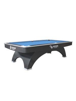 Ox Tournament Billiard Table 9Ft. Black Finishing