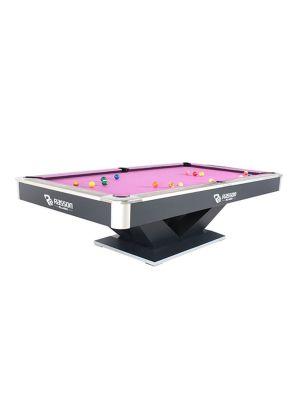 Victory II Plus Tournament Billiard Table 9Ft. Black Finishing