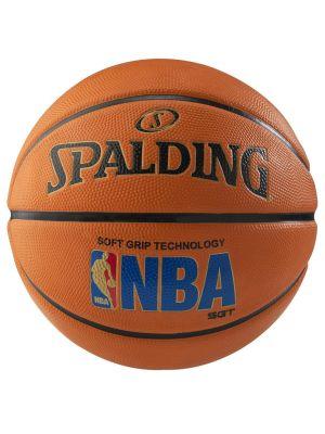 Logoman Soft Grip Outdoor Basketball - Size 7