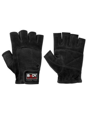 Spandex Leather Glove