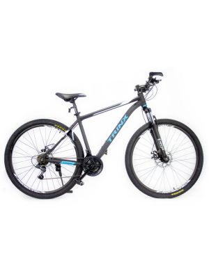 29 M116 Pro Bicycle Matt Black|Blue|White