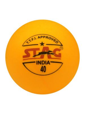 Table Tennis Ball One Star - Pack Of 6