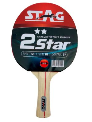 2 Star Table Tennis Racket