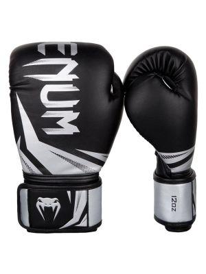 Challenger 3.0 Boxing Gloves | Black-Silver