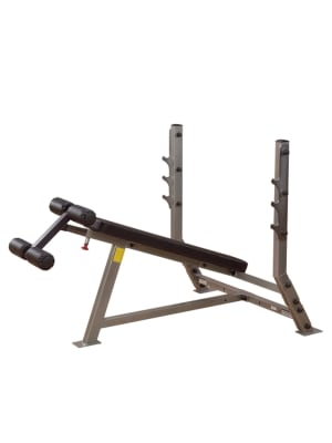 SDB351G Fixed Decline Bench