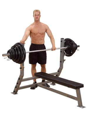 SFB349G Fixed Flat Bench
