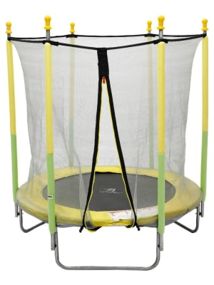 Trampoline with Safety Net | 55 Inch