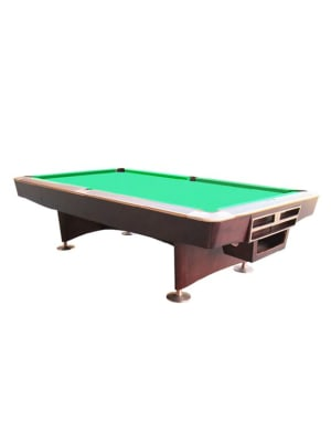 Royal Tournament Billiard Table 9Ft.X4.5Ft. Brown Finish | Ball Return System