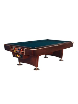 Turbo Commercial Billiard Table | Ball Return System