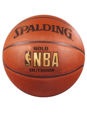 NBA Gold Outdoor Basketball