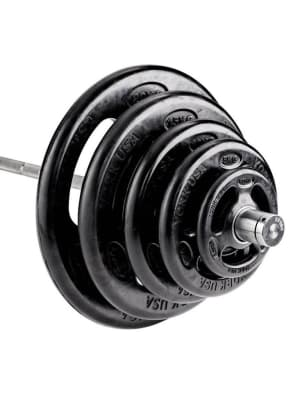 90 KG Olympic Barbell Set