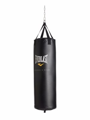Polycanvas Heavy Bag 70lb Black