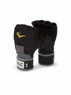 Evergel Hand Wrap Gloves - M | Black