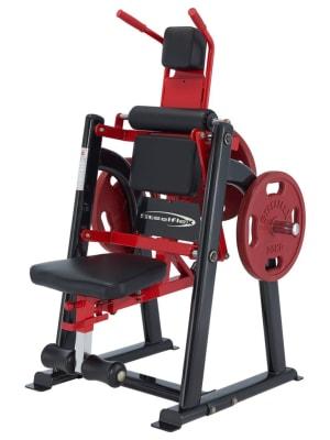 ABCORE SteelflexAbdominus Crunch Machine | PLAC