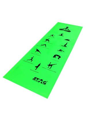 Asana Printed Yoga Mat