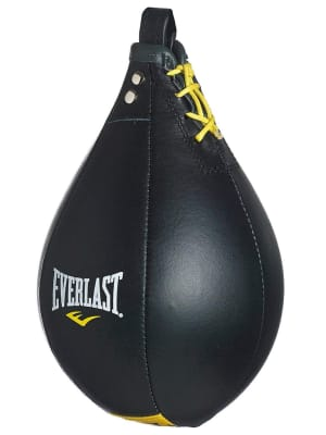 Leather Speed Bag-L