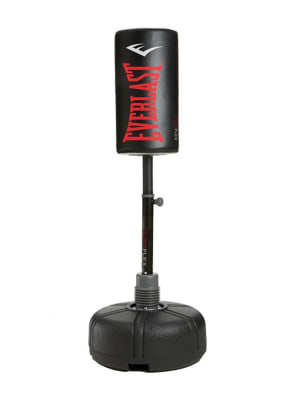 Omniflex Freestanding Heavy Bag - Black / Red