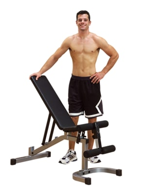 Powerline Flat Incline Decline Bench