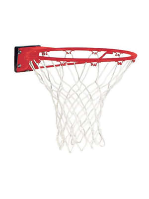 Standard Basketball Rim and Net