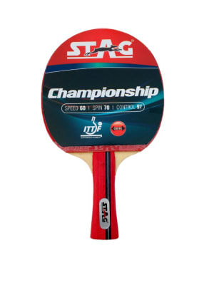 Championship Table Tennis Racket