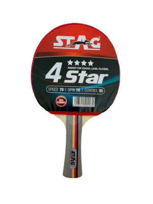 4 Star Table Tennis Racket