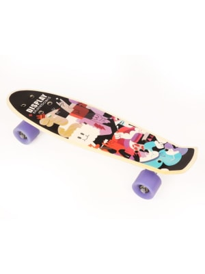 2206-H Skate Board | 60*45 mm PU Wheels