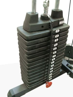 SP300 300 lbs Regular Weight Stack