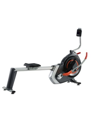 Rowing Machine ET-7408R - Silver