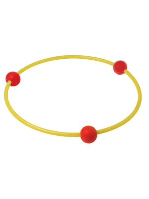 Step Training/ Reaction Hoops (Set of 6)