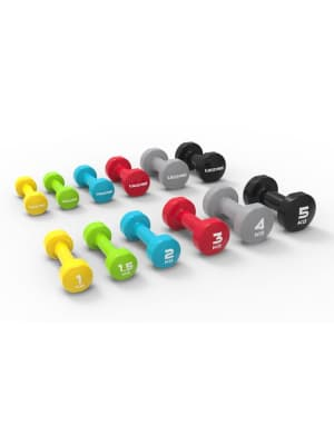 Colored Studio Dumbbell LP8076