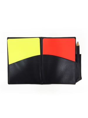 Penalty Card Set - Red/Yellow
