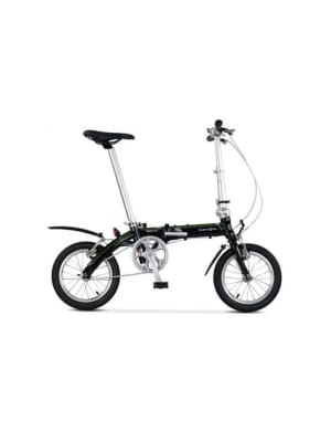Fold Bike Dove Uno Black
