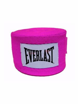 Hand Wraps Level 1 - 120 Inch Pink