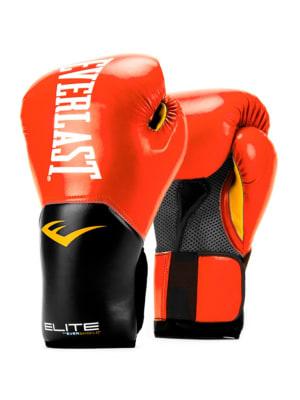 Pro Style Elite Training Gloves-Red-14 Oz