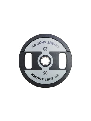CPU Weight Plate Grey-Black | Pair