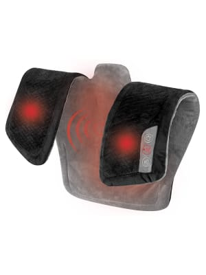 Thera-P Heated Neck and Shoulder Vibration Massager