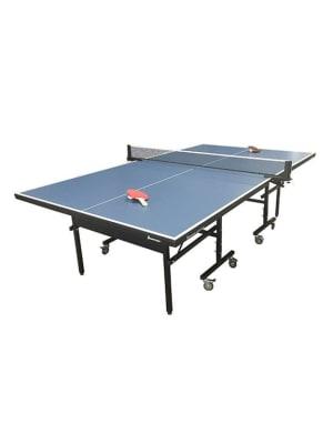 Lisbon Table Tennis | Light Blue With Net