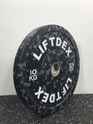 Rubber Bumper Plate, 1 Piece