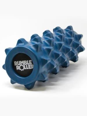 Compact Massage Foam Roller - Blue | 12 Inch